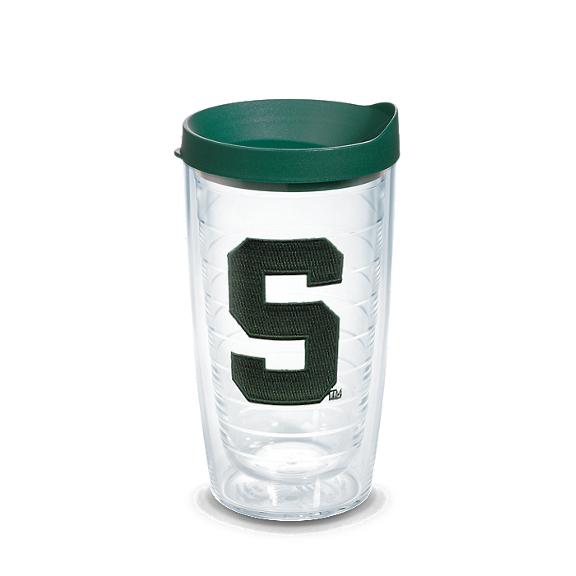 Michigan State Spartans Block S