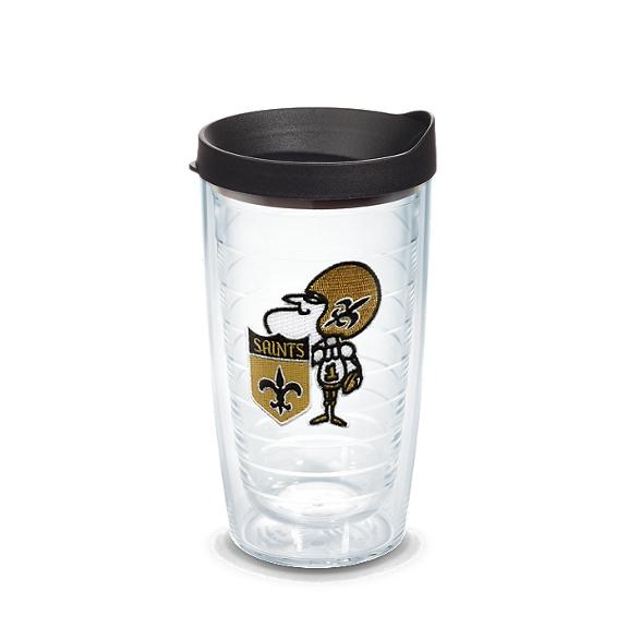 NFL® New Orleans Saints Sir Saint Mascot