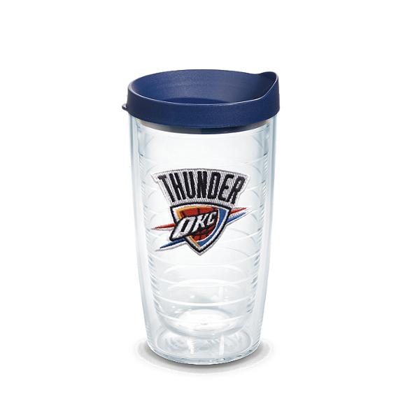 NBA® Oklahoma City Thunder Primary Logo