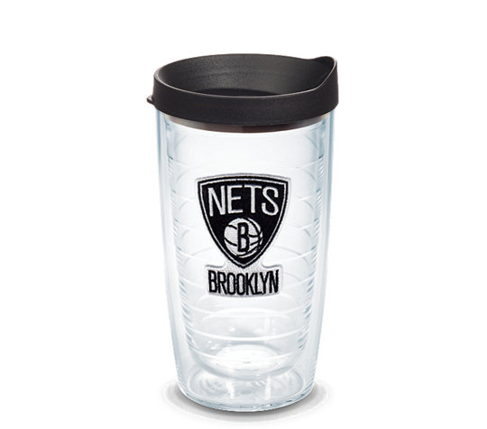 NBA® Brooklyn Nets Primary Logo image number 0