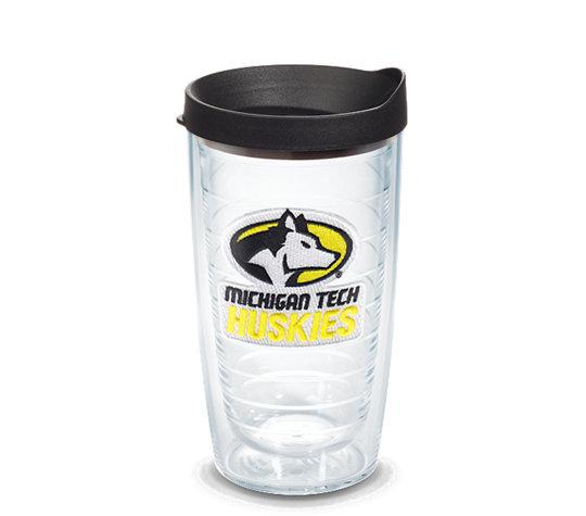 Michigan Tech Huskies Primary Logo image number 0