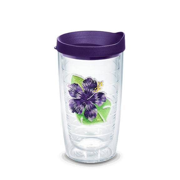 Island Purple Hibiscus
