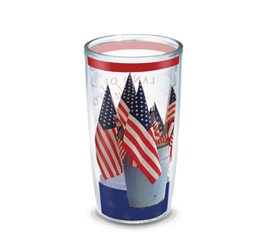 Hallmark usa flag wrap tervis official store Hallmark usa