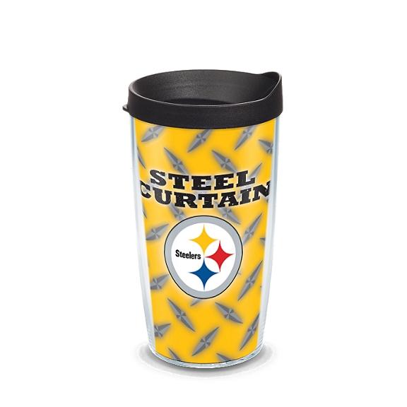 NFL® Pittsburgh Steelers Steel Curtain