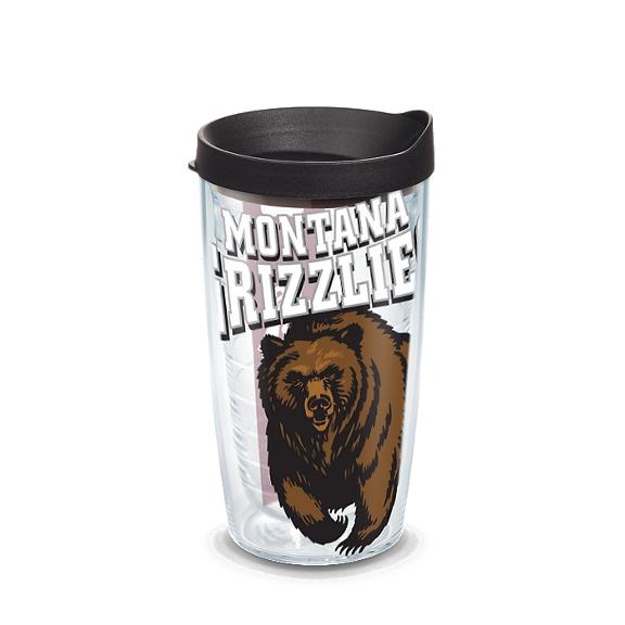 Montana Grizzlies Mascot Colossal