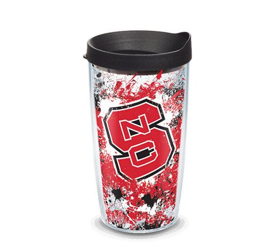 NC State Wolfpack Splatter