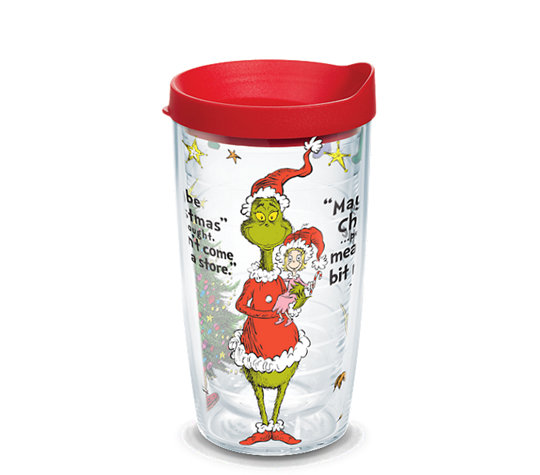 Dr. Seuss™ - Grinch Christmas Quote