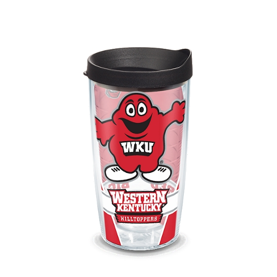 Western Kentucky Hilltoppers Big Red
