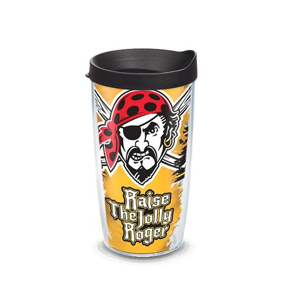 MLB® Pittsburgh Pirates™ Raise the Jolly Roger
