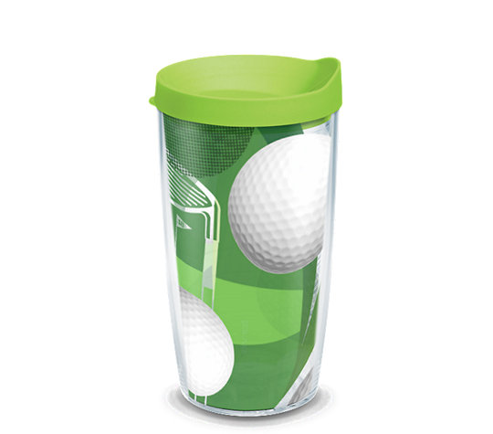 Golf Balls and Club image number 0