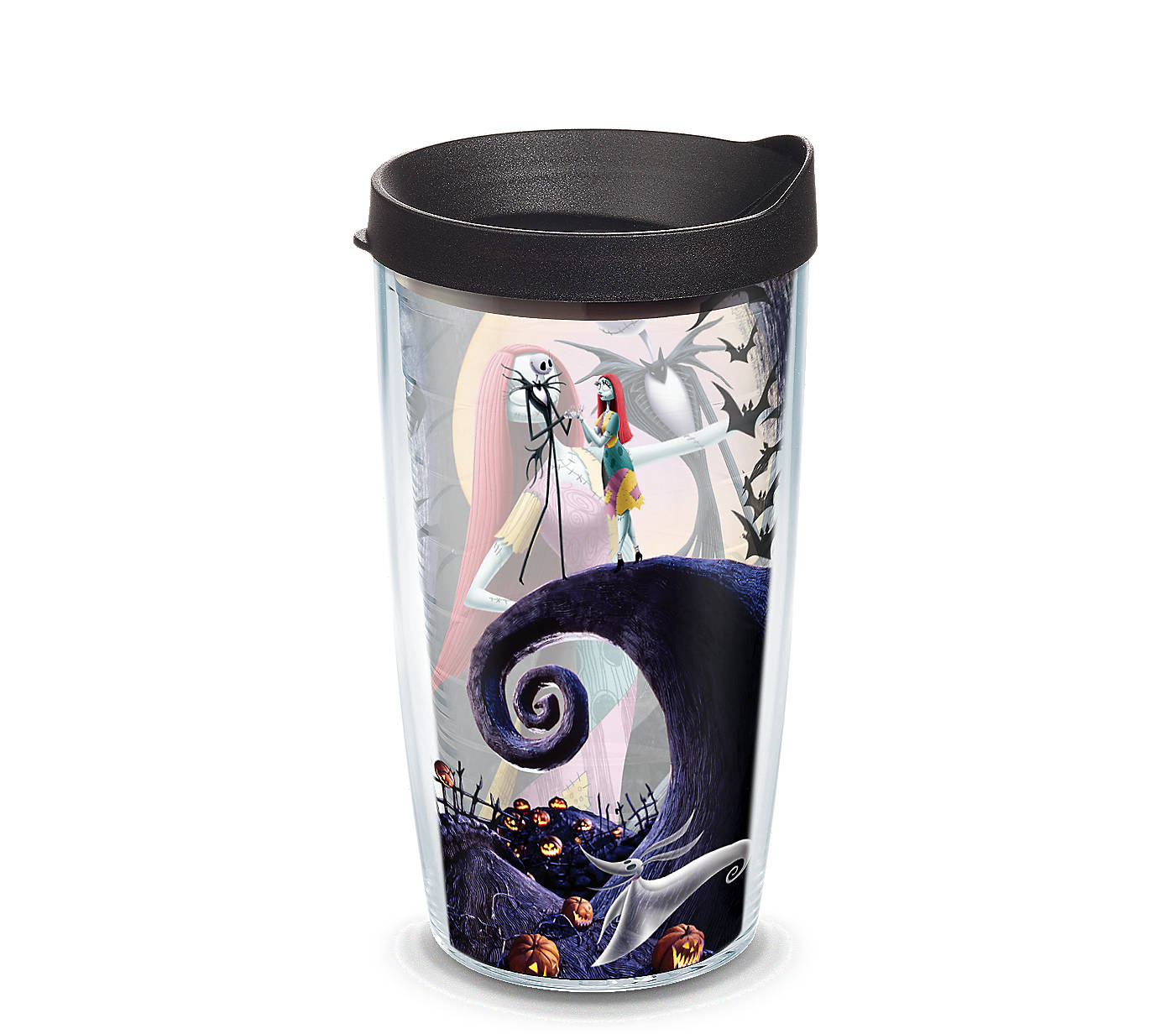 Disney - Nightmare Before Christmas Wrap With Travel Lid | Tervis ...