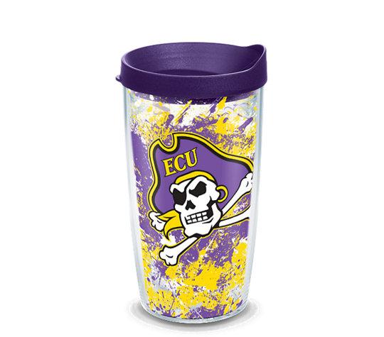 East Carolina Pirates Splatter image number 0