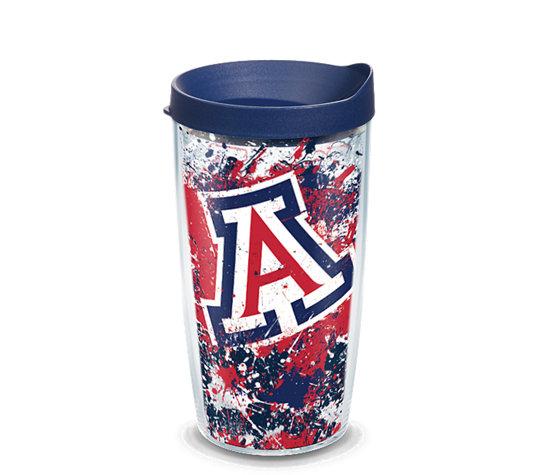 Arizona Wildcats Splatter image number 0