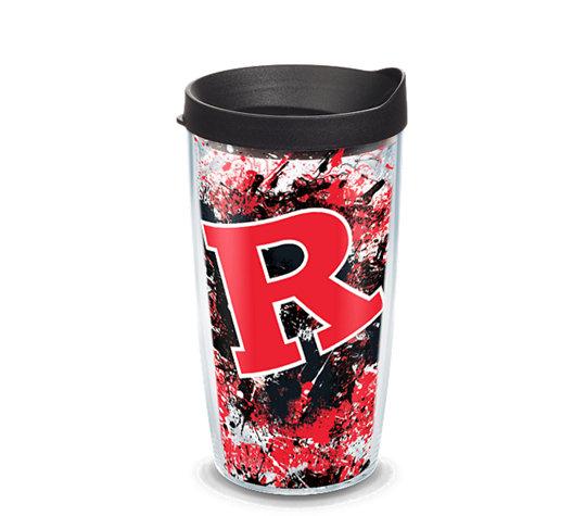 Rutgers Scarlet Knights Splatter image number 0