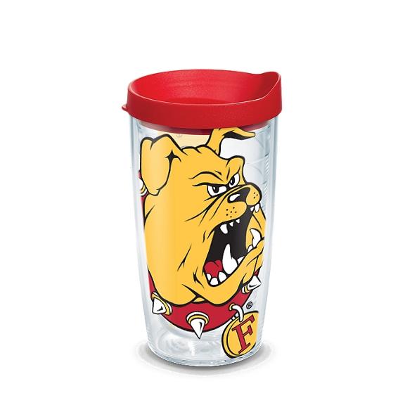 Ferris State Bulldogs Mascot Colossal