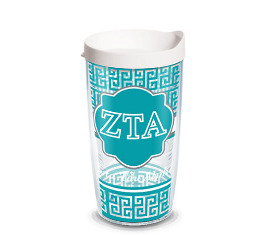 Fraternity - Zeta Tau Alpha Geometric image number 0