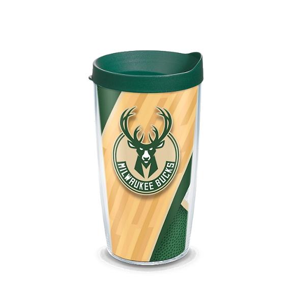 NBA® Milwaukee Bucks Court