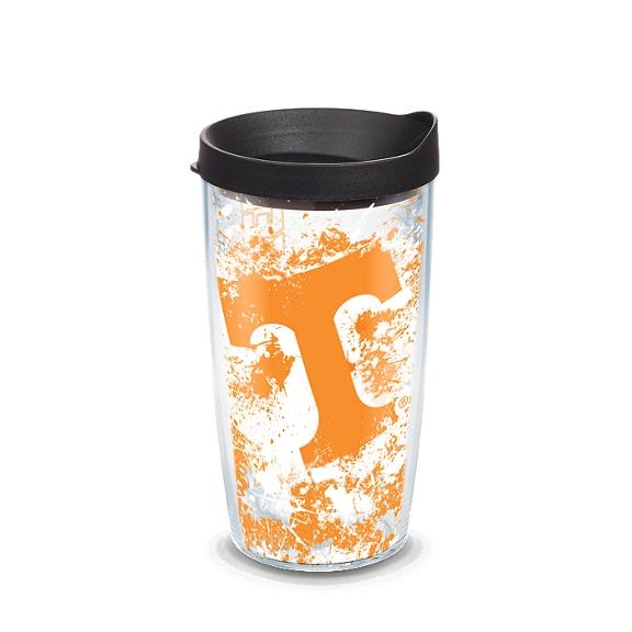 Tennessee Volunteers Splatter
