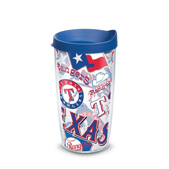 MLB® Texas Rangers™ All Over