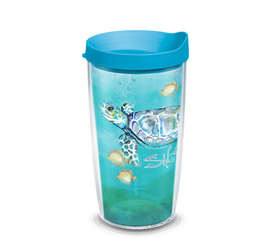Salt Life® - Watercolor Sea Turtle image number 0