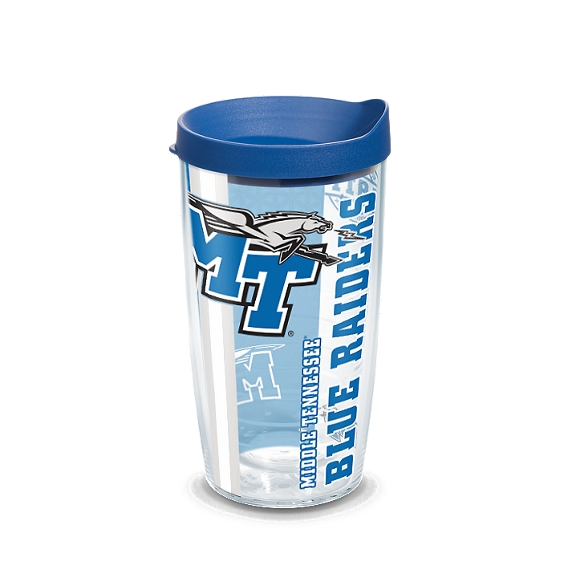 Middle Tennessee State Blue Raiders College Pride