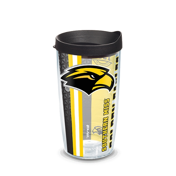 Southern Miss Golden Eagles College Pride