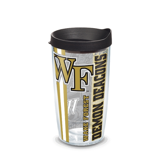 Wake Forest Demon Deacons College Pride