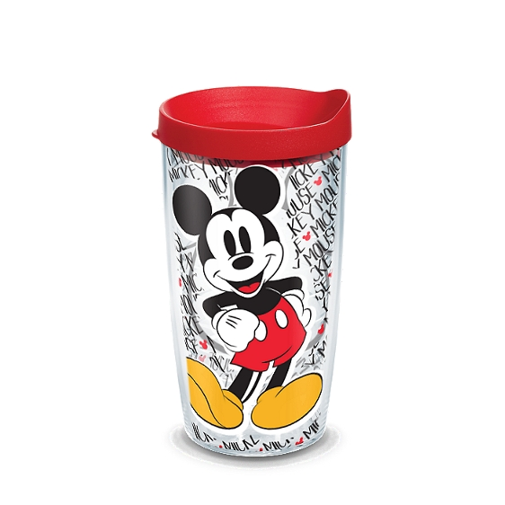 Disney - Mickey Mouse Name Pattern