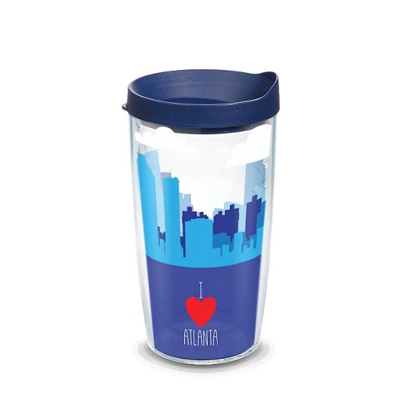 Georgia - I Heart Atlanta Skyline