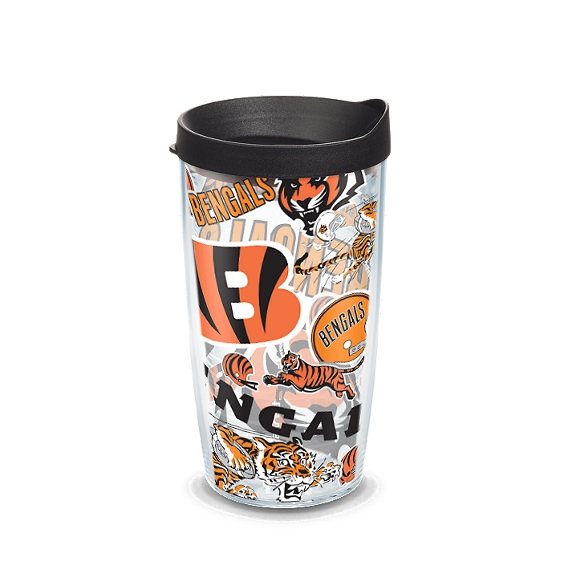 NFL® Cincinnati Bengals All Over