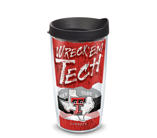 Texas Tech Red Raiders College Statement image number 0