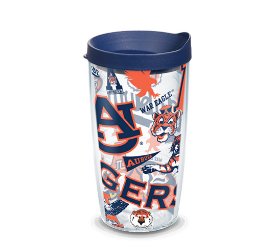Auburn Tigers All Over image number 0