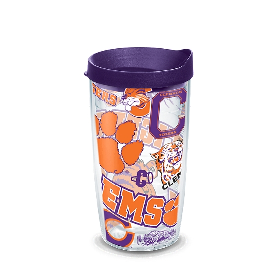 Clemson Tigers All Over