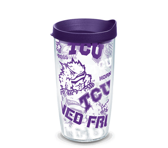 TCU Horned Frogs All Over image number 0