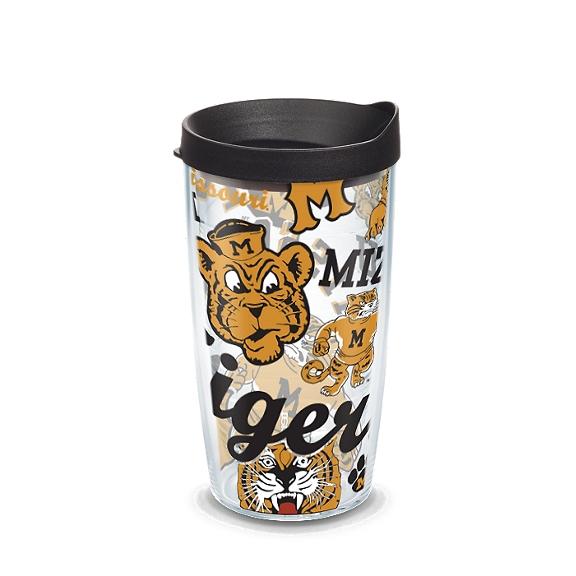 Missouri Tigers All Over
