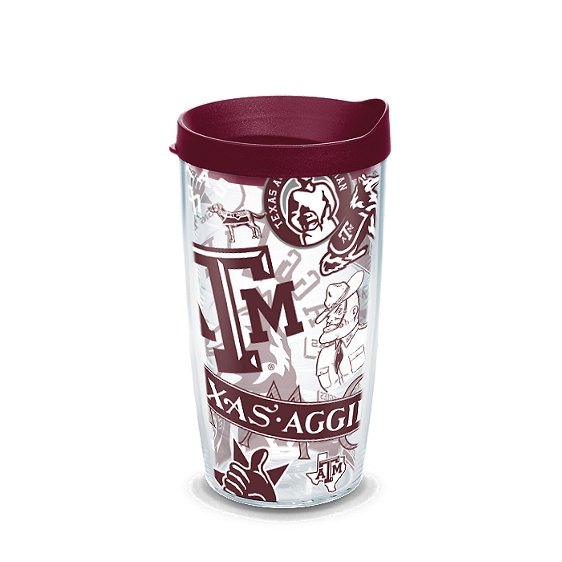 Texas A&M Aggies All Over