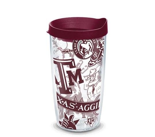 Texas A&M Aggies All Over image number 0