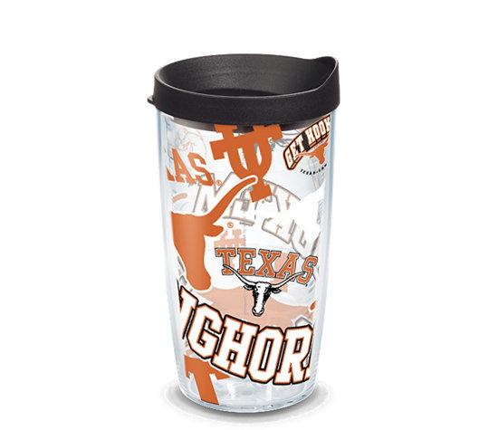 Texas Longhorns All Over