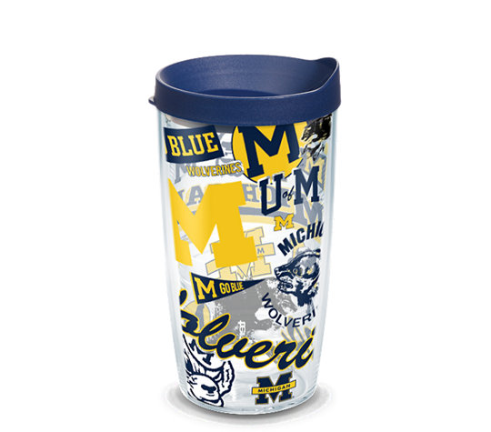 Michigan Wolverines All Over image number 0