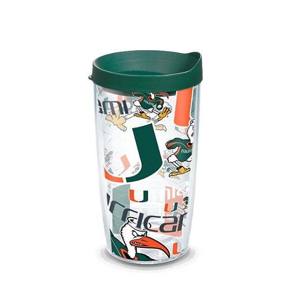 Miami Hurricanes All Over