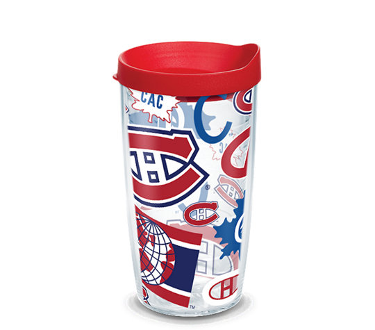 NHL® Montreal Canadiens® All Over image number 0