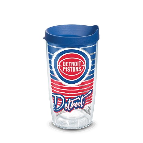 NBA® Detroit Pistons Old School