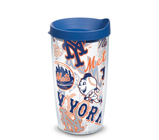 MLB® New York Mets™ All Over image number 0