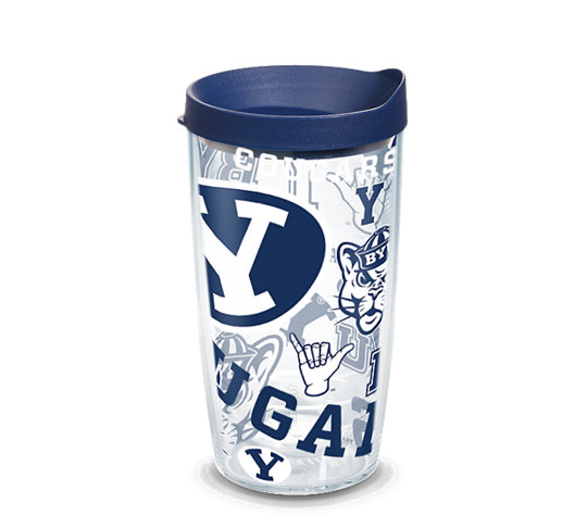 BYU Cougars All Over
