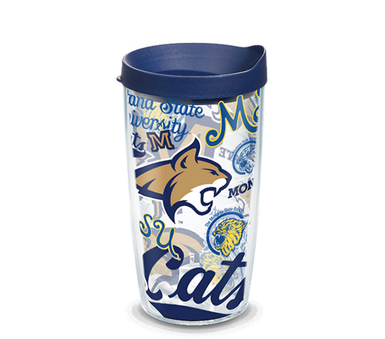 Montana State Bobcats All Over