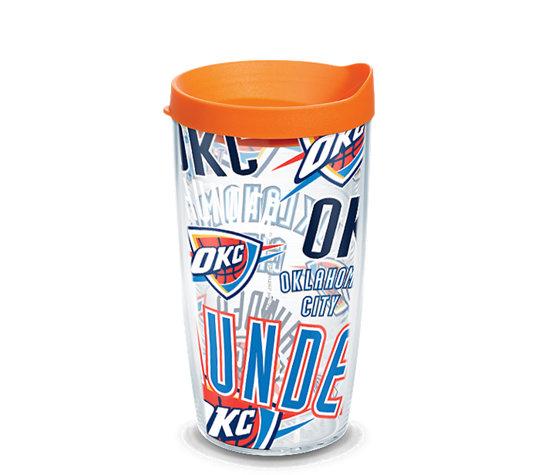 NBA® Oklahoma City Thunder All Over