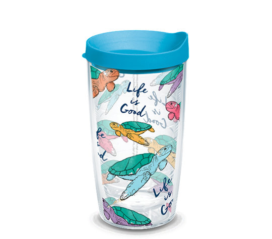 Life is Good® - Turtle Pattern