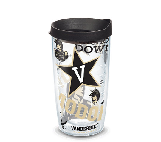 Vanderbilt Commodores All Over image number 0