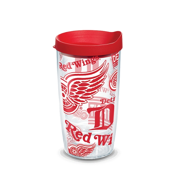 NHL® Detroit Red Wings® All Over