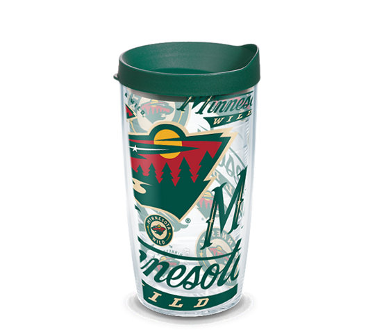 NHL® Minnesota Wild® All Over image number 0